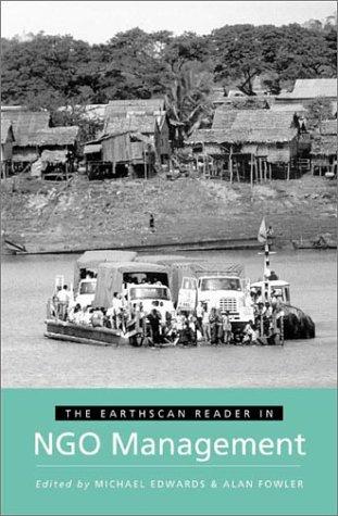 Earthscan Reader on Ngo Management 9781853838484