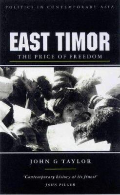 East Timor: The Price of Freedom 9781856498401