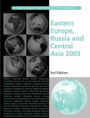 Eastern Europe, Russia and Central Asia 2003