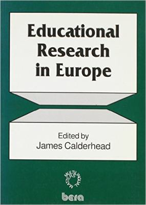 Educational Research Europe 9781853592560