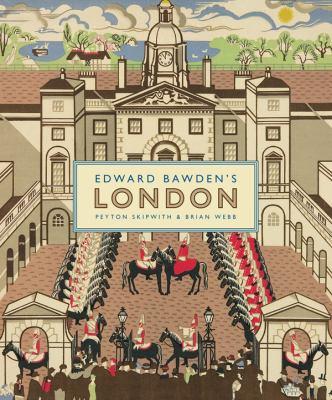 Edward Bawden's London 9781851776559