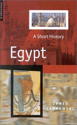 Egypt: A Short History 9781851682409