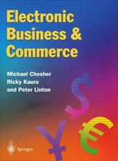 Electronic Business & Commerce 7547112