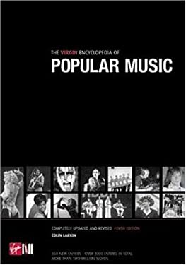 The Virgin Encyclopedia of Popular Music: Concise 4th Edition 9781852279233