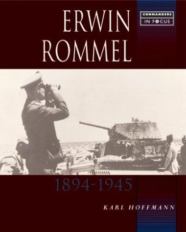 Erwin Rommel 9781857533743