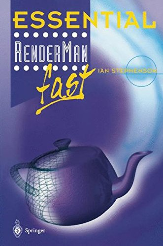 Essential Renderman Fast 9781852336080