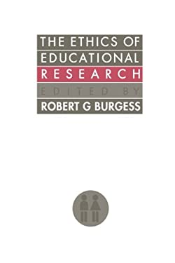 The Ethics of Education Research 9781850002987