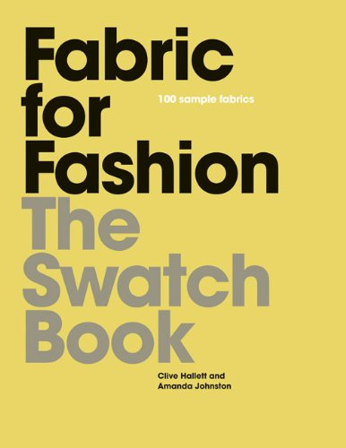 Fabric for Fashion: The Swatch Book 9781856696692