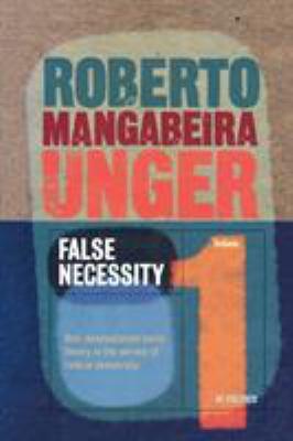 False Necessity 9781859843314