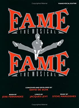 Fame -- The Musical: Piano/Vocal/Guitar 9781859094686