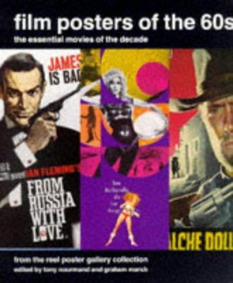 Film Posters of the 60's 9781854105134