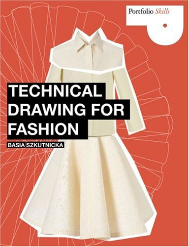 Flats: Technical Drawing for Fashion [With CDROM] 9781856696180
