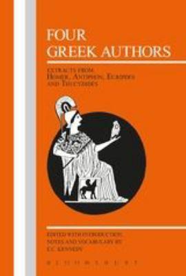 Four Greek Authors 9781853995019