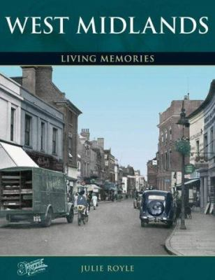 Francis Frith's West Midlands Living Memories 9781859374511