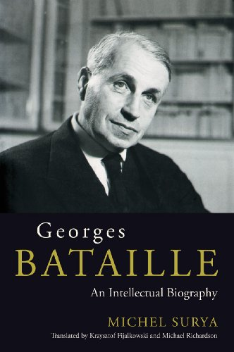 Georges Bataille: An Intellectual Biography 9781859841532