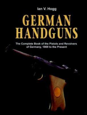 German Handguns-Hardbound 9781853674617