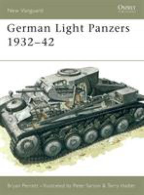 German Light Panzers 1932-42 9781855328440