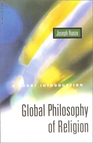 Global Philosophy of Religion: A Short Introduction 9781851682355