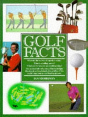Golf Facts 9781856279888