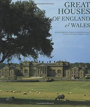 Great Houses of England and Wales 9781856690539
