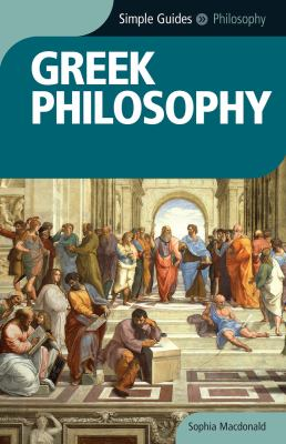 Greek Philosophy - Simple Guides 9781857334883