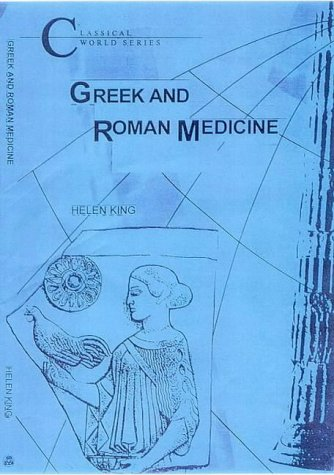 Greek and Roman Medicine 9781853995453