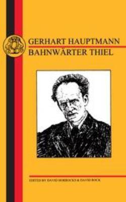 Hauptmann: Bahnwarter Thiel 9781853993121