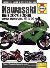 Haynes Kawasaki ZX750P & ZX900 Ninjas: 1994 Thru 2000 7592801