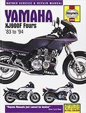 Haynes Yamaha XJ900F Fours: '83 to '94