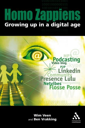 Homo Zappiens: Growing Up in a Digital Age 9781855392205
