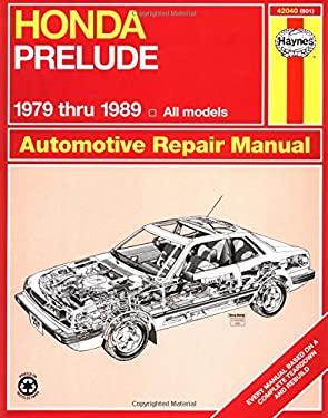 Honda Prelude CVCC, 1979-1989 9781850106296