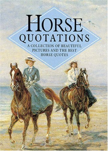 Horse Quotations 9781850152699