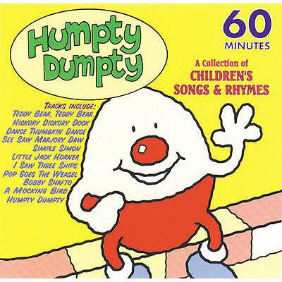 Humpty Dumpty 9781857812626