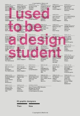I Used to Be a Design Student 9781856698986
