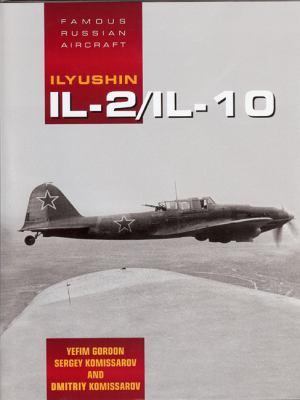Ilyushin IL-2/IL-10 9781857803228