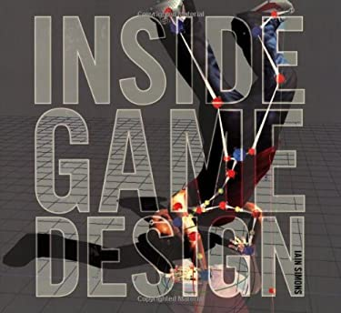 Inside Game Design 9781856695329