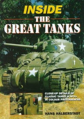 Inside the Great Tanks 9781859150146