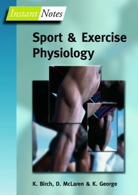 BIOS Instant Notes in Sport and Exercise Physiology 9781859962497