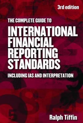 International Financial Reporting Standards, Third Edition 9781854186904