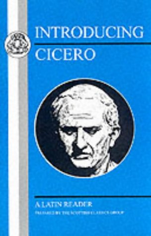 Introducing Cicero: A Latin Reader 9781853996375