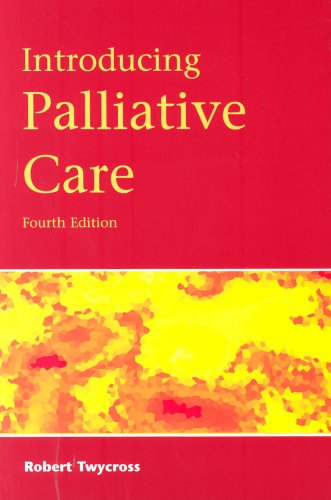 Introducing Palliative Care 9781857759150