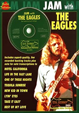 Jam with the Eagles: Guitar/Vocal, Book & CD [With CD] 9781859094426