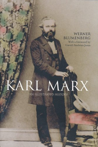 Karl Marx: An Illustrated Biography 9781859847053