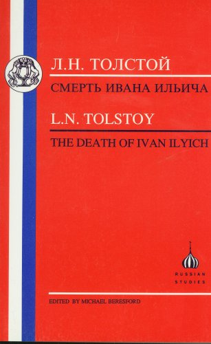 L.N. Tolstoy: The Death of Ivan Ilyich 9781853993596