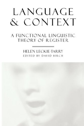 Language and Context