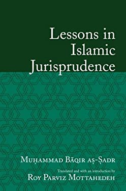 Lessons in Islamic Jurisprudence 9781851683932