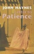 Letter to Patience 9781854114129