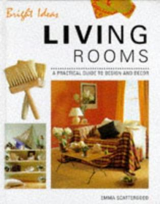 Living Rooms 9781853915147