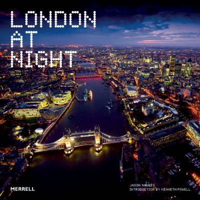 London at Night 9781858945170