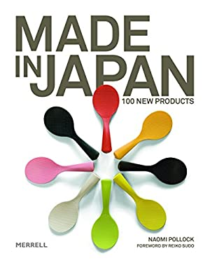 Made in Japan: 100 New Products 9781858945620